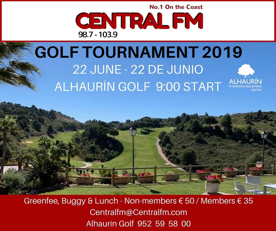 Central FM Golf Tournament 2019
