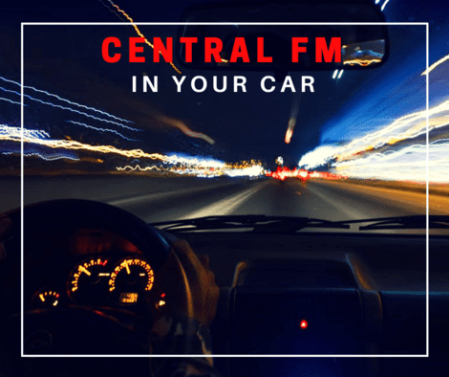Central FM in your car