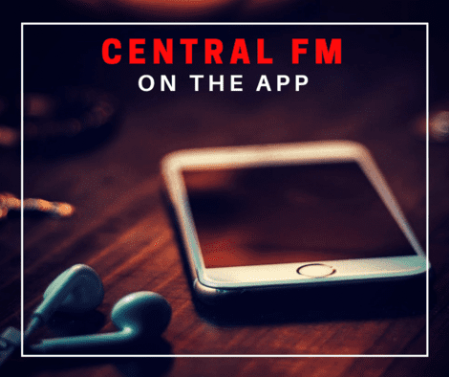 Central FM on the App